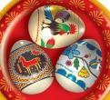 Термоусадочная этикетка SHRINK SLEEVE для пасхальных яиц